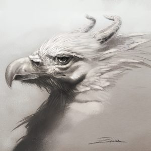 Horned Griffin
